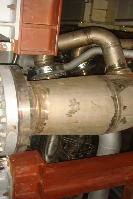 燃气轮机发电机组_南港动力--公司新闻--南港动力武钢9E低热值燃气轮机发电机组 ...